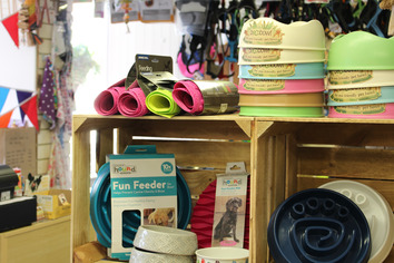 Dog bowls, cat bowls, slow feeders and feeding mats